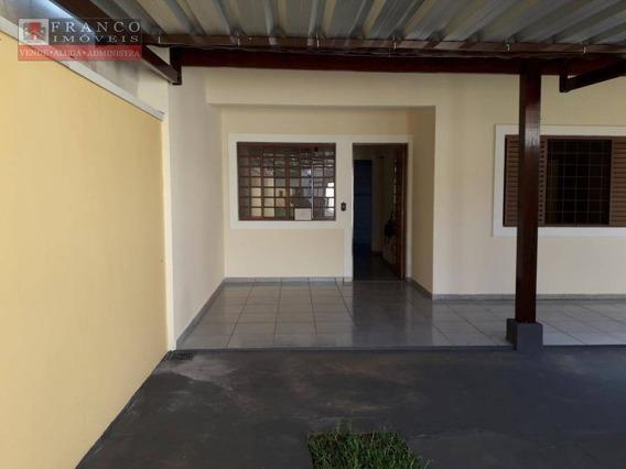 Casa Jardim Alvorada Valinhos - Ca0440