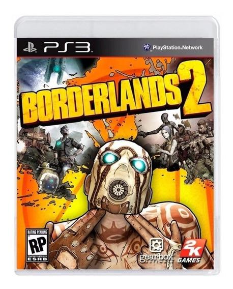 Borderlands 2 Ps3 Fisica Lacrado Nfe