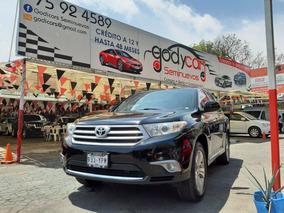 Toyota Highlander 3.5 Premium Mt 2012