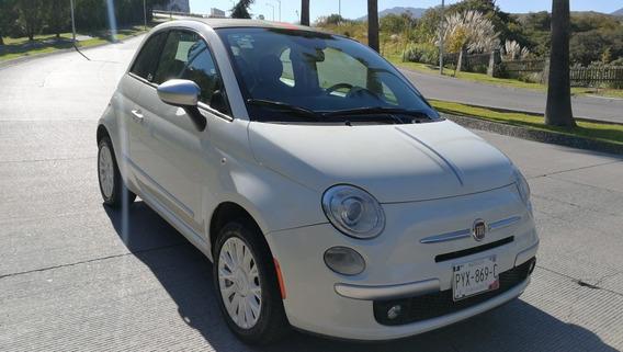 Fiat 500 2013 Gucci Convertible Automatico Factura Original