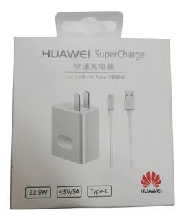 Cargador Huawei Original Super Charge 5a P30 Pro/mate 20