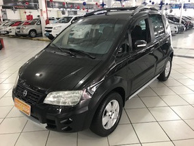 Fiat Idea 1.8 Adventure Flex 5p - 2008 - Cinza