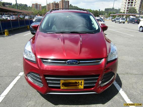 Ford Escape Se At 2000cc T Aa 4x4 Ct