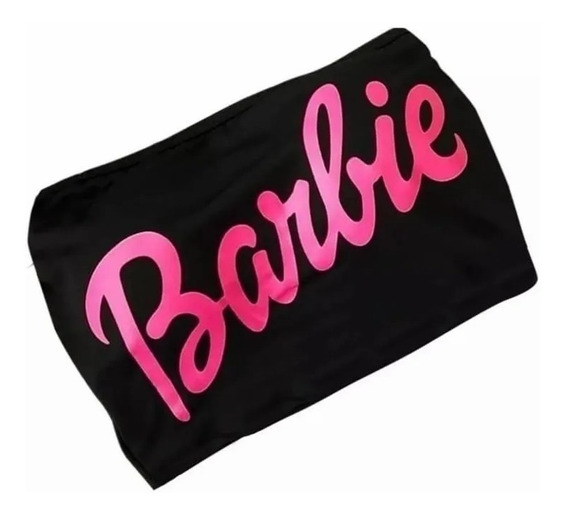 Top Cropped Barbie Blusinha Instagram 2020 Promoção