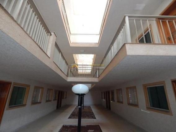Kitnet,1dorm,sala Conjugada C/cozinha E Área De Serviço,37m² - 2342