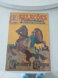 Seleções Coloridas Nº17 O Cavaleiro Negro Ebal