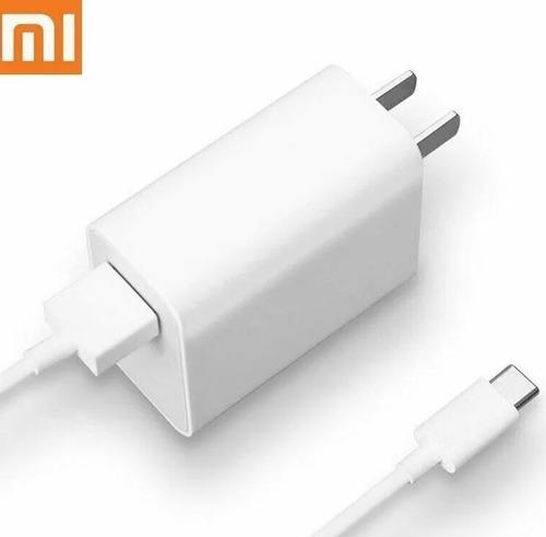 Cargador Xiaomi Carga Rápida  27 W Mi 9t, Mi Note 10,.......