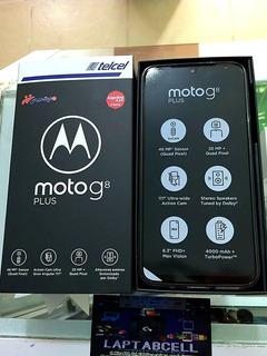 Motorola G8 Plus Nuevo Y Libre De Fábrica