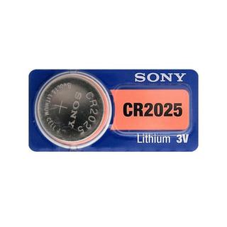 Pila Sony Cr2025 X Unidad Blister Cerrado Originales