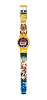 Promo Reloj Infantil Niños Mickey Avengers Spiderman