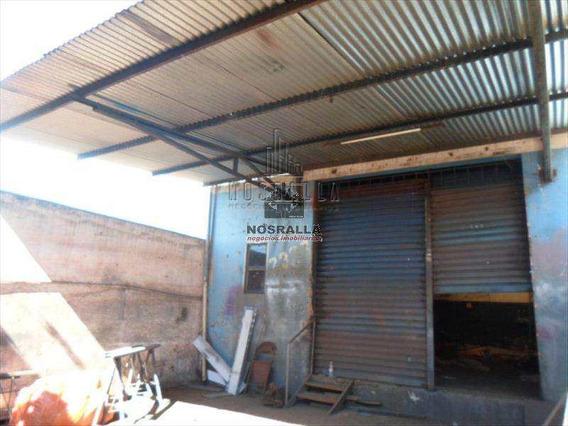 Armazém/barracão Em Jaboticabal Bairro Jardim Santa Rosa - A436400