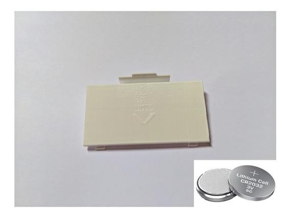 Tampa Bateria Sega Saturn 3d E Bateria Cr2032