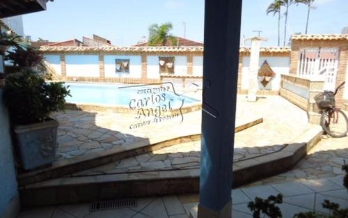 Casa A Venda No Bairro Jardim Imperador Em Praia Grande - - 2471-1