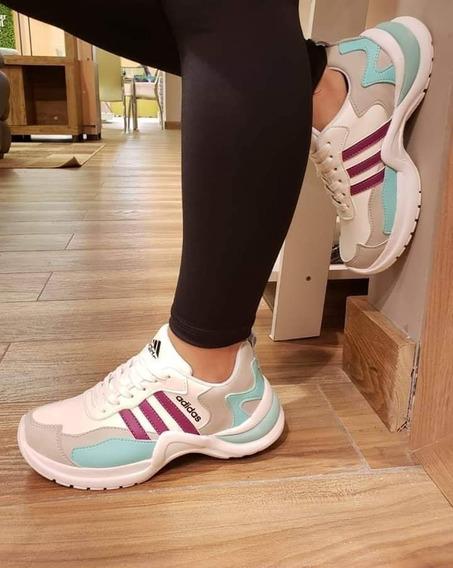 Zapatillas adidas De Mujer Moda