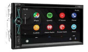 Power Acoustik Cpaa-70d Android Auto Apple Car Play Radio D