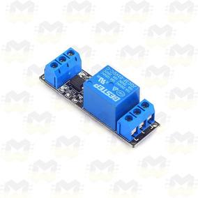 Módulo Relé 3v 3.3v 1 Canal Arduino Esp8266 Raspberry