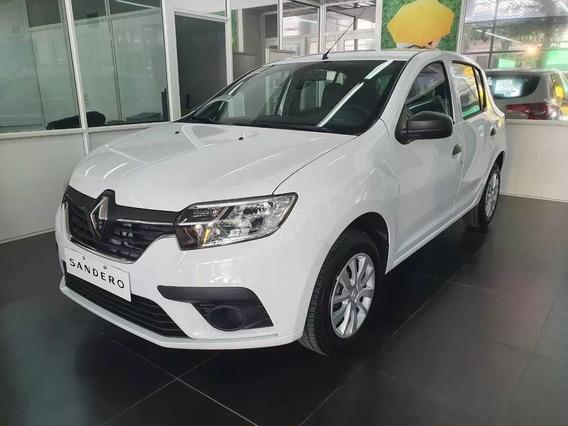 Renault Sandero 2020 1.6 Life (gl)
