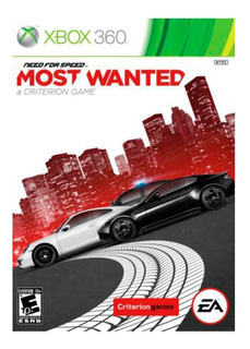 Need For Speed Most Wanted - Usado - Xbox 360