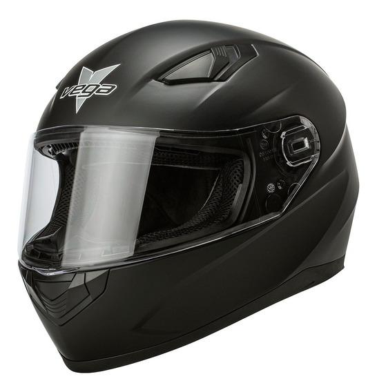 Casco Moto Integral Calle Vega Ultra