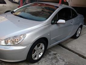 Peugeot 307 Cc 2005 Conversivel Completo E Couro....
