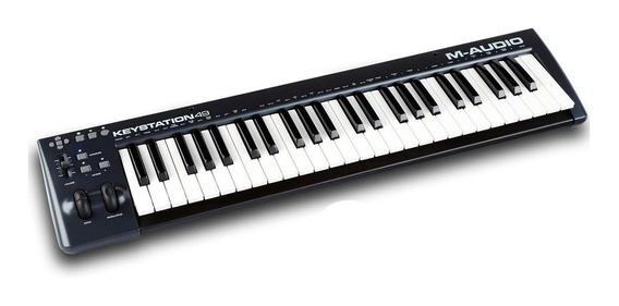 Teclado Controlador M-audio Keystation 49 Ii Com 49 Teclas