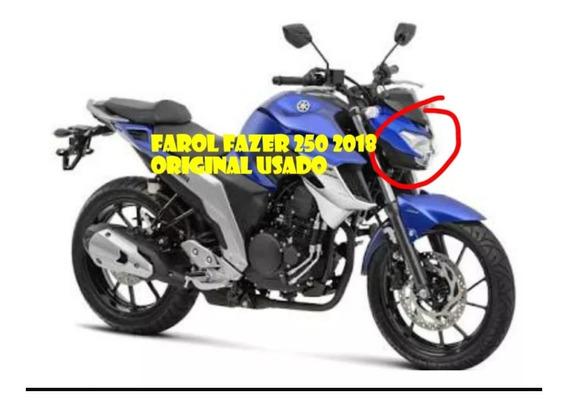 Farol Yamaha Fazer 250 2018/2020 Original (usado)