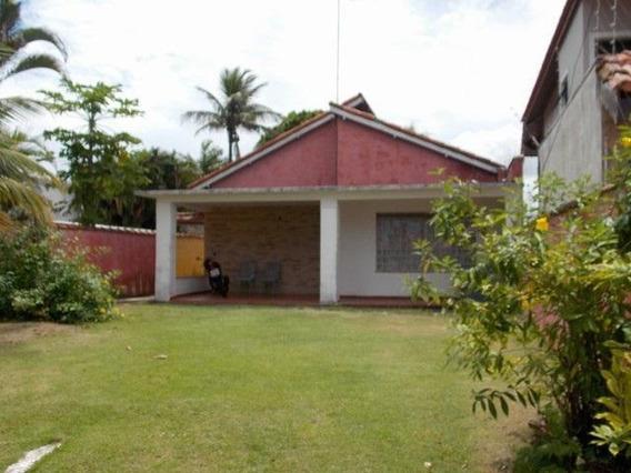 Casa Em Centro, Peruíbe/sp De 120m² 3 Quartos À Venda Por R$ 380.000,00 - Ca534913