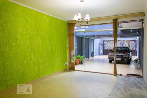Casa Para Aluguel - Vila Assunção, 3 Quartos,  295 - 893305686