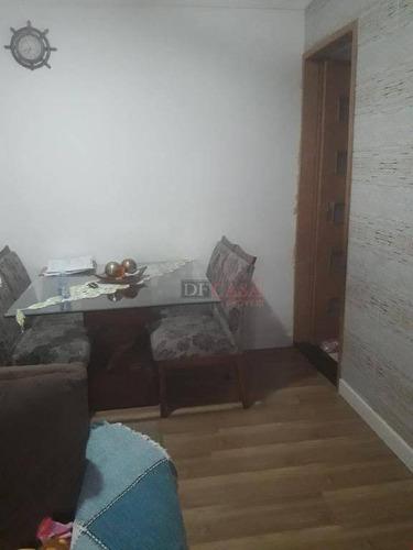 Imagem 1 de 10 de Apartamento À Venda, 52 M² Por R$ 179.990,00 - Guaianazes - São Paulo/sp - Ap5376