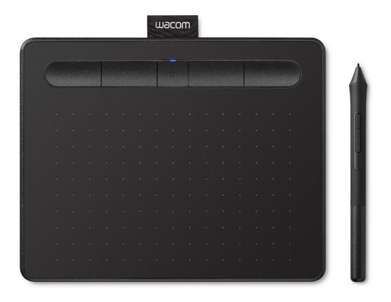 Tableta Creativa Wacom Intuos Small Con Bluetooth