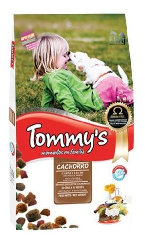 Imagen 1 de 3 de Ración Para Perro Tommys Cachorro 15kg + Envio Gratis