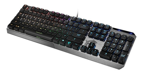 Teclado Gaming Msi Vigor Gk50 Low Profile Us