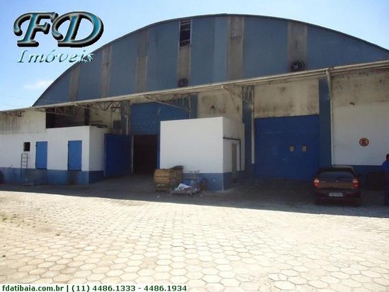 Galpões Industriais Para Alugar Em Mairiporã/sp - Alugue O Seu Galpões Industriais Aqui! - 1242099