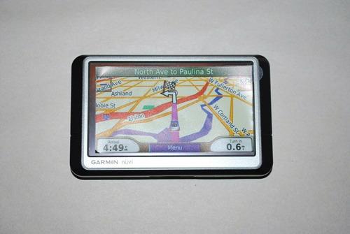 Gps Garmin Para Carro Nuvi 250w Con Accesorios Usado Garanti