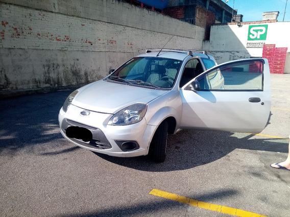 Ford Ka 1.0 Flex 2012 2p Pouco Rodado