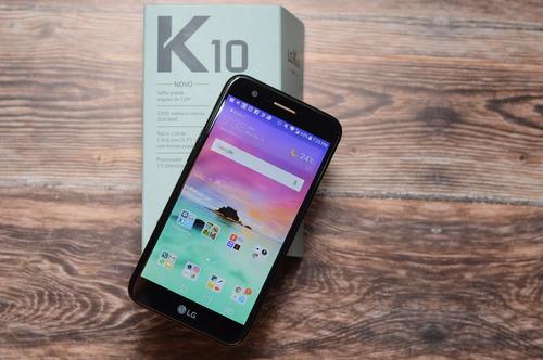 Celular LG K10 Novo