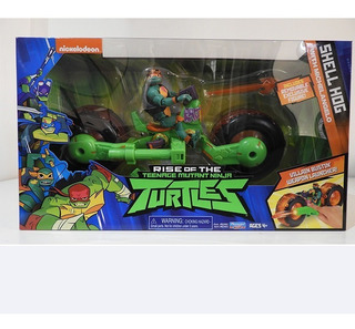 Tortugas Ninja Rise Of The Teenage Mutant Shell Hog 82480