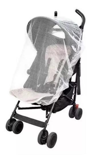 Mosquiteiro Para Carrinho Kababy Proteja Seu Bebê