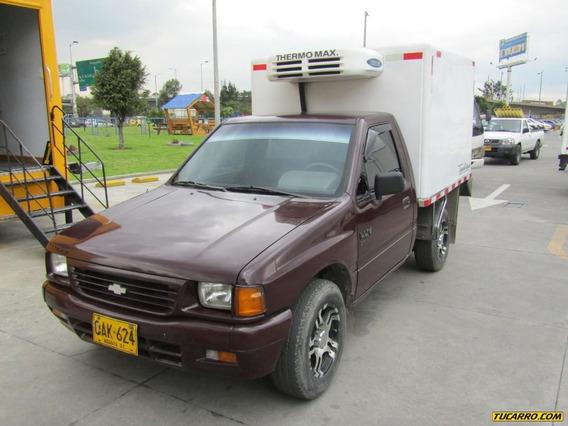 Chevrolet Luv Furgon En Fibra