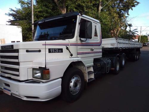 Scania 113h 6x2