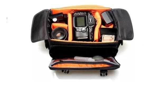 Capa Case West Olipic Iii Canon T3i T4i T5i T6i Dslr T6s 60d