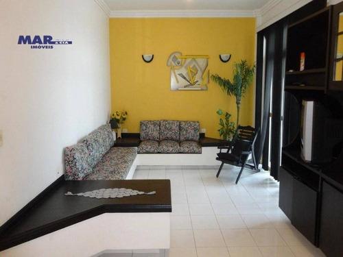 Imagem 1 de 11 de Apartamento Residencial À Venda, Centro, Guarujá - . - Ap9488
