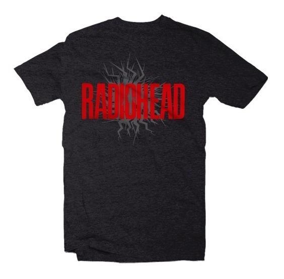 Playeras Radiohead - 15 Modelos Disponibles