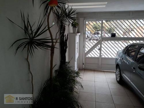 Imagem 1 de 17 de Sobrado Para Venda  Com 144 M² De Área Útil  No Jardim Aeroporto São Paulo - So1296