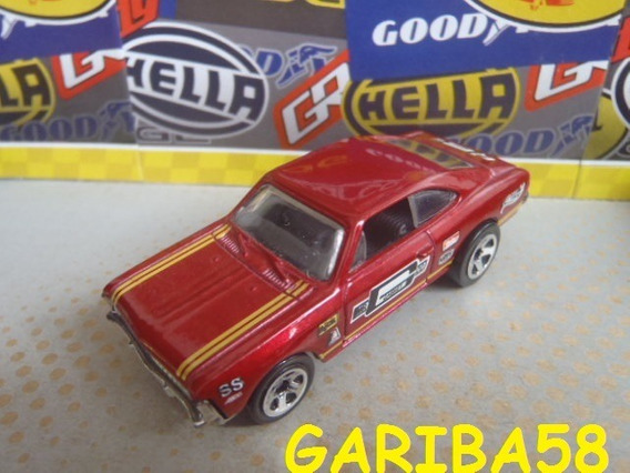 R$25 No Lote Hot Wheels Chevrolet Opala 4100 Ss Gariba58