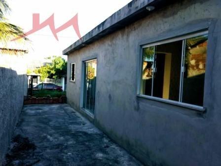 Casa Para Venda, 1 Dormitórios, Itatiquara - Araruama - 383