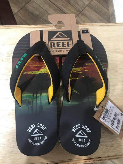 Chinelo Reef 100% Original