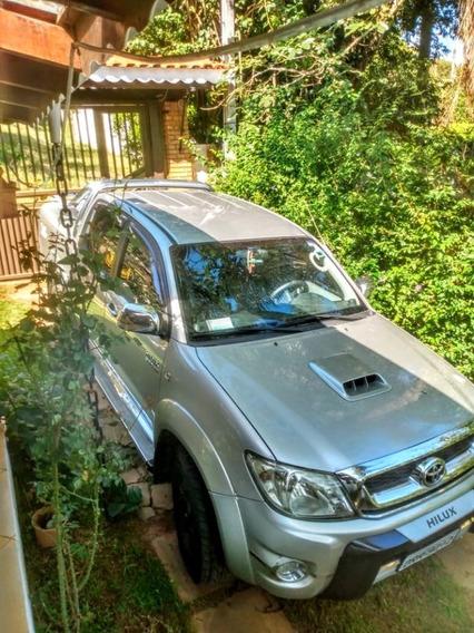 Toyota Hilux Diesel 3.0 Turbo Cabine Dupla Excelente Estado