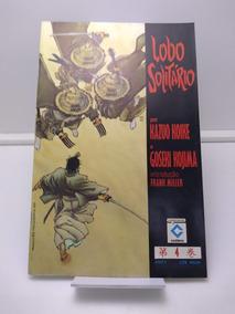Lobo Solitário 1 Ao 9 - Cedibra - R$ 30,00 2 Hqs