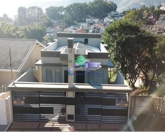 Casa Nova Em Atibaia - Ca01435